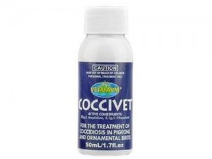 Chicken Coccidiosis Treatment (Coccivet)