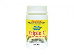 Broad Spectrum Chicken Antibiotic (Triple C)