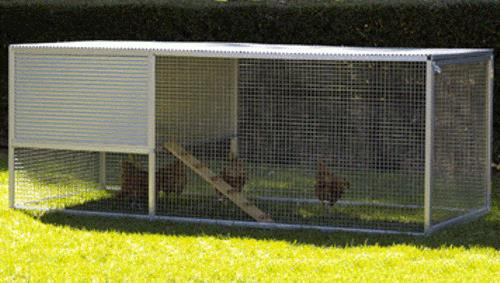"Chicken Coop - ""Barter Chicken Castle Royale"" - Click Image to Close"